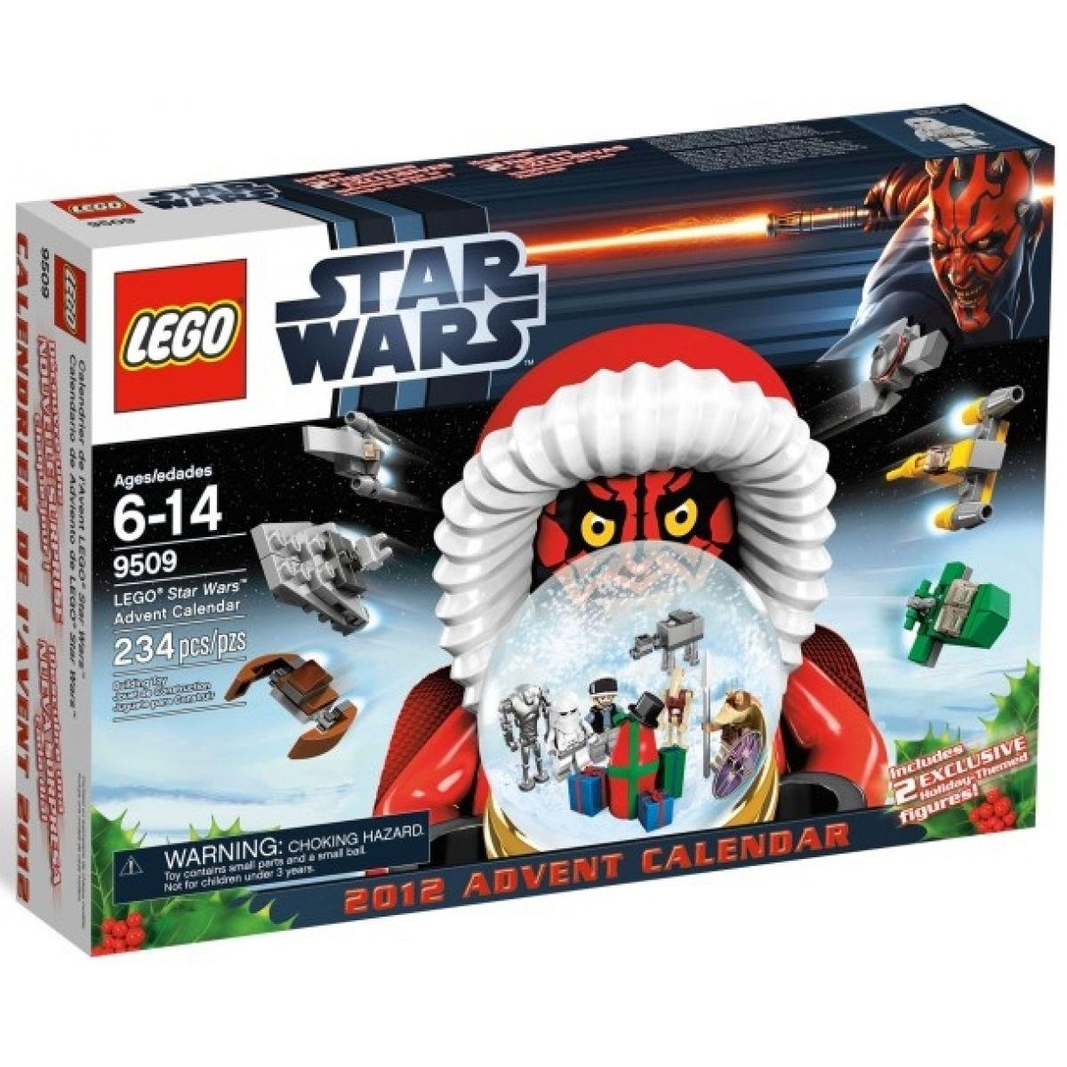 LEGO Star Wars™9509 Adventní kalendář LEGO®