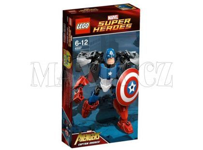 LEGO Super Heroes 4597 Captain America