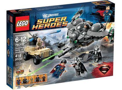 LEGO Super Heroes 76003 Superman: Bitva o Smallville