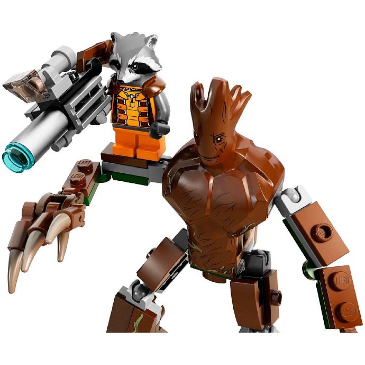 LEGO Super Heroes 76020 Úniková mise #3