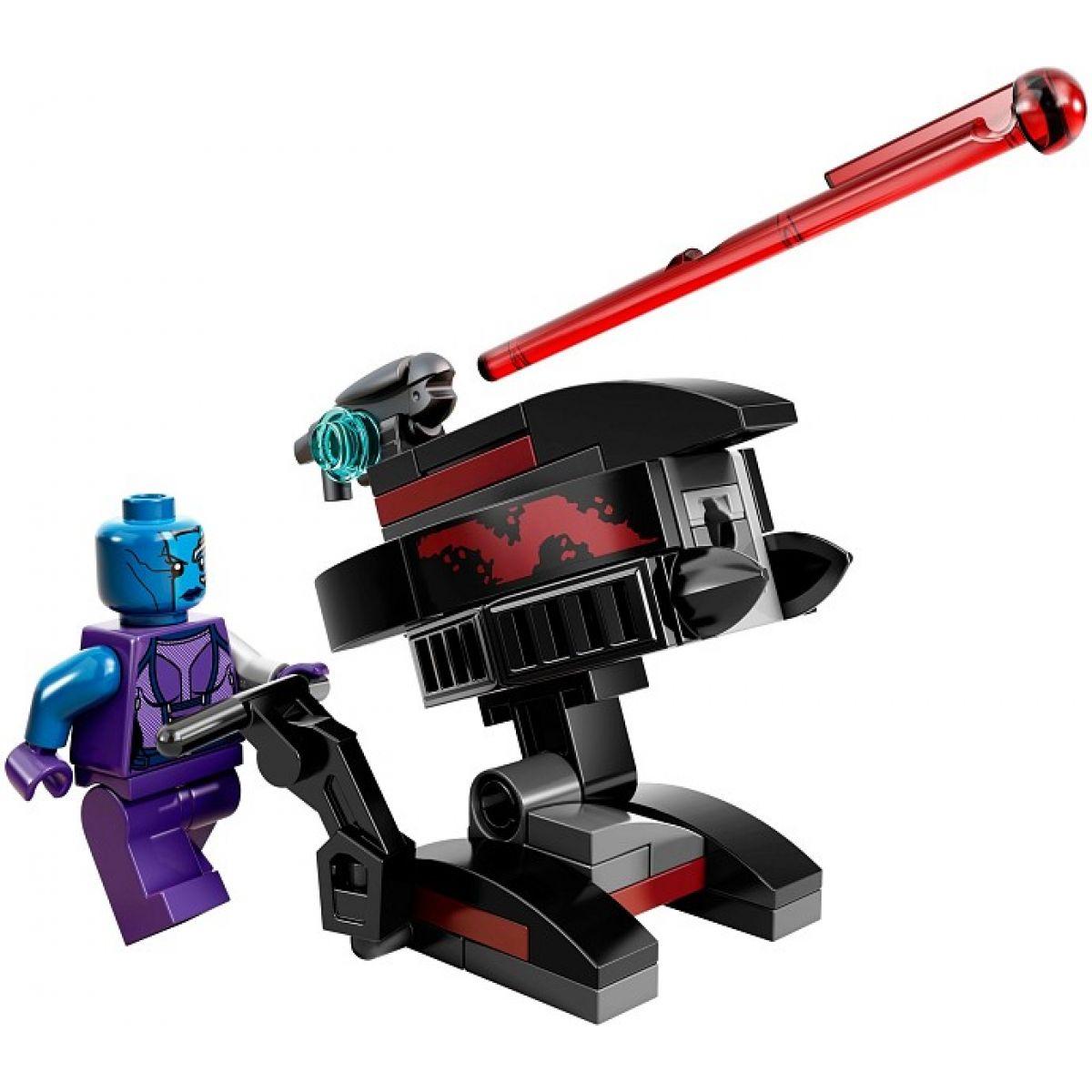 LEGO Super Heroes 76020 Úniková mise #5