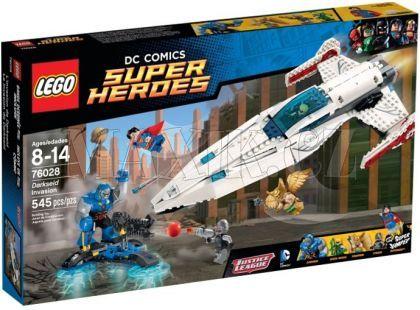 LEGO Super Heroes 76028 Invaze Darkseida