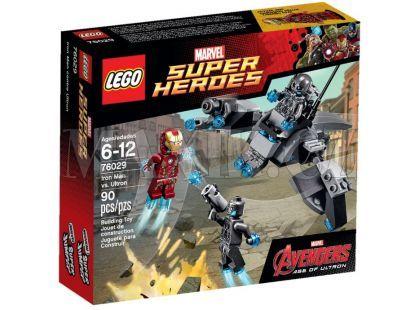 LEGO Super Heroes 76029 Avengers