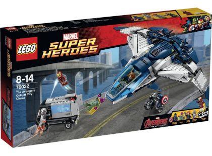 LEGO Super Heroes 76032 Avengers