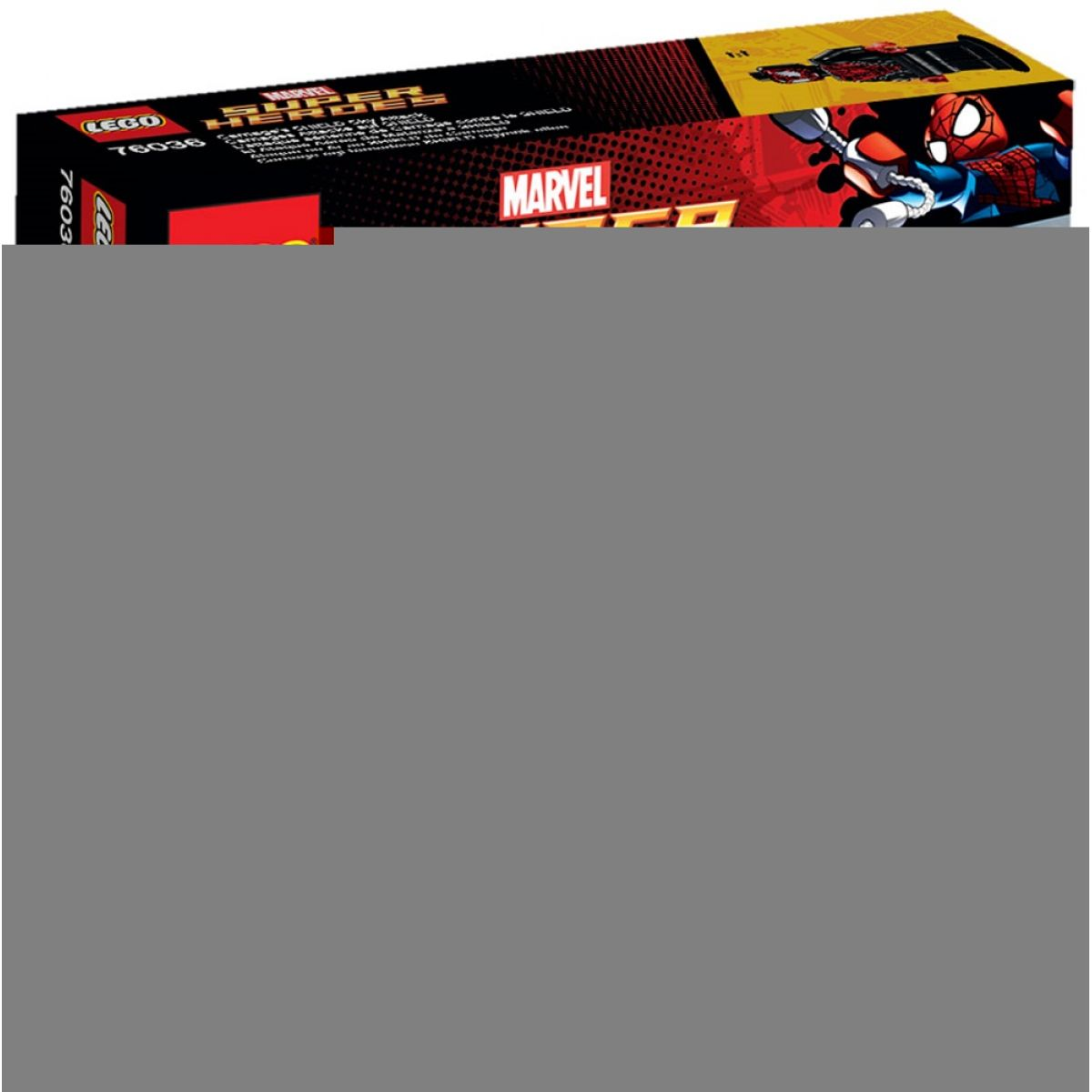 LEGO Super Heroes 76036 Carnagův vzdušný útok