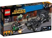 LEGO Super Heroes 76045 Krádež kryptonitu