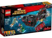 LEGO Super Heroes 76048 Útok s ponorkou Iron Skulla