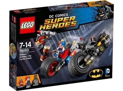 LEGO Super Heroes 76053 Batman™: Motocyklová honička v Gotham City