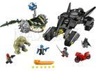 LEGO Super Heroes 76055 Batman: Killer Croc Zničení ve stokách 2