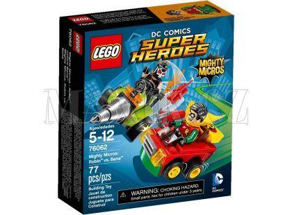 LEGO Super Heroes 76062 Mighty Micros: Robin vs. Bane