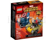 LEGO Super Heroes 76065 Mighty Micros: Kapitán America vs. Red Skull