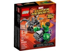 LEGO Super Heroes 76066 Mighty Micros: Hulk vs. Ultron
