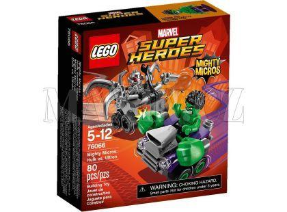 LEGO Super Heroes 76066 Mighty Micros: Hulk vs. Ultron