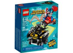 LEGO Super Heroes 76092 Mighty Micros: Batman™ vs. Harley Quinn™