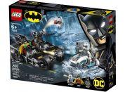 LEGO Super Heroes 76118 Mr. Freeze™ vs. Batman na Batmotorce™ - Poškozený obal