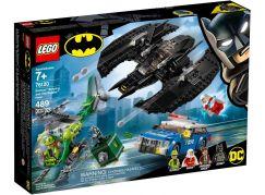 LEGO Super Heroes 76120 Batmanovo letadlo a Hádankářova krádež