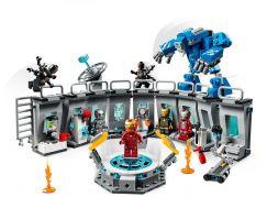 Lego Super Heroes 76125 Iron Man a jeho obleky