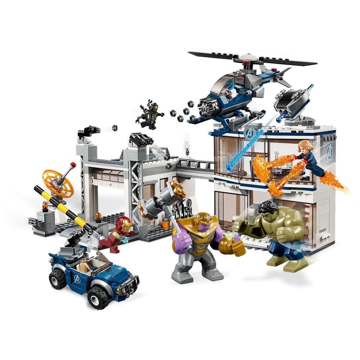 Lego Super Heroes 7613 Bitva o základnu Avengerů