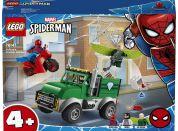 LEGO Super Heroes 76147 Vulture a přepadení kamionu