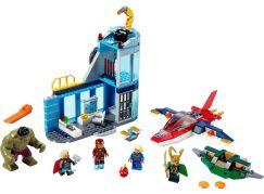 LEGO Super Heroes 76152 Avengers – Lokiho hněv