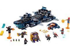 LEGO Super Heroes 76153 Helicarrier Avengerů - Poškozený obal