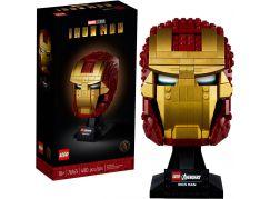 LEGO® Super Heroes 76165 Iron Manova helma