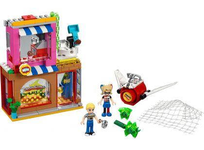 LEGO Super Heroes Girls 41231 Harley Quinn spěchá na pomoc