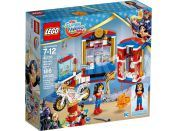 LEGO Super Heroes Girls 41235 Wonder Woman a její pokoj
