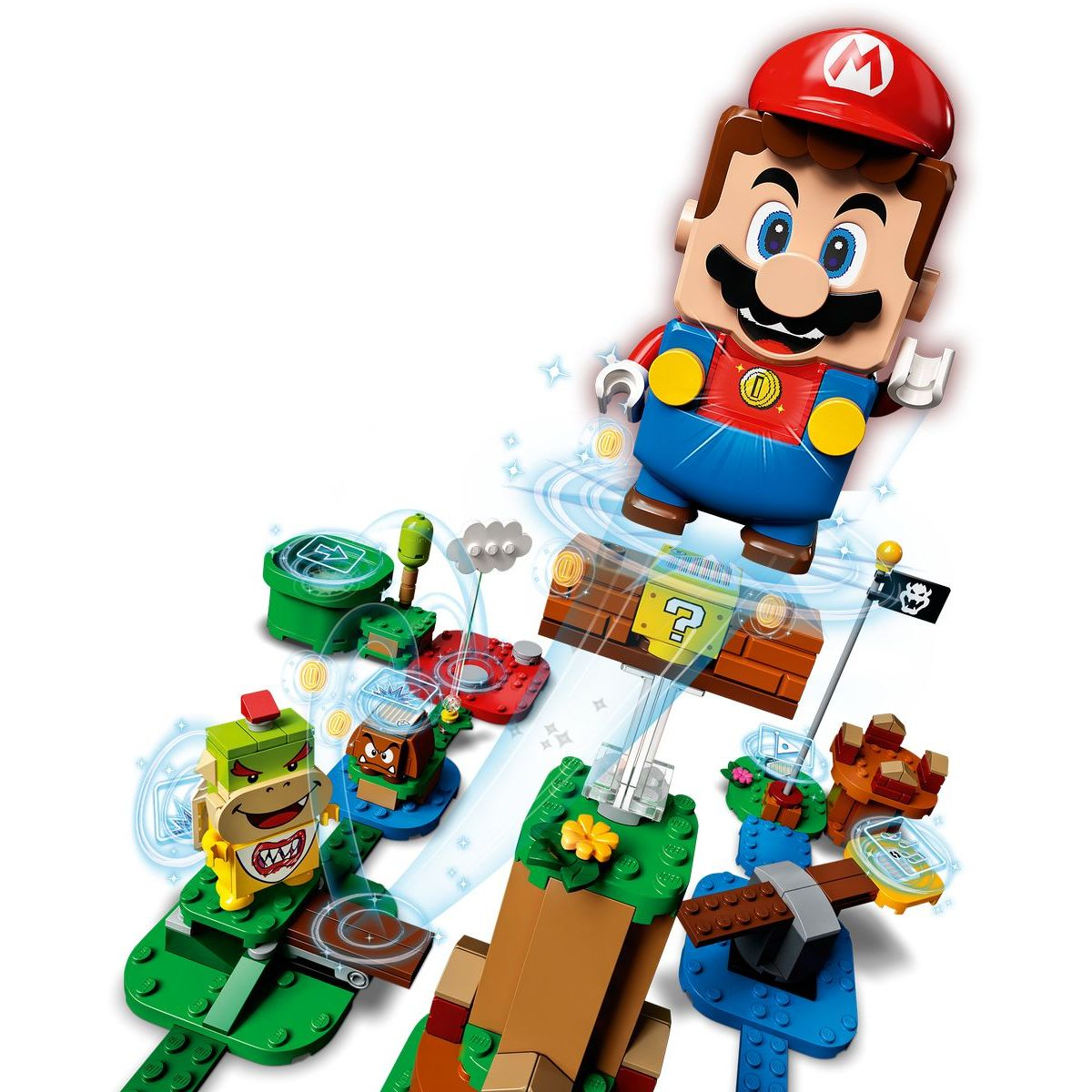 LEGO Super Mario 71360 Dobrodružství s Mariem startovací set