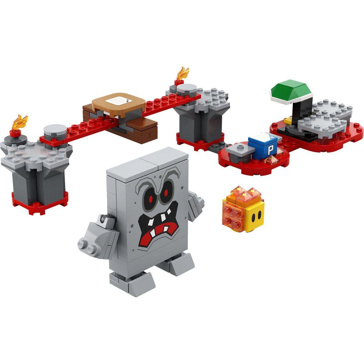 LEGO Super Mario 71364 Potíže v pevnosti Whompů rozšiřující set