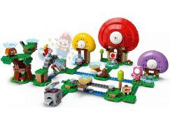 LEGO Super Mario 71368 Toadův lov pokladů rozšiřující set