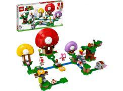 LEGO® Super Mario™ 71368 Toadův lov pokladů rozšiřující set