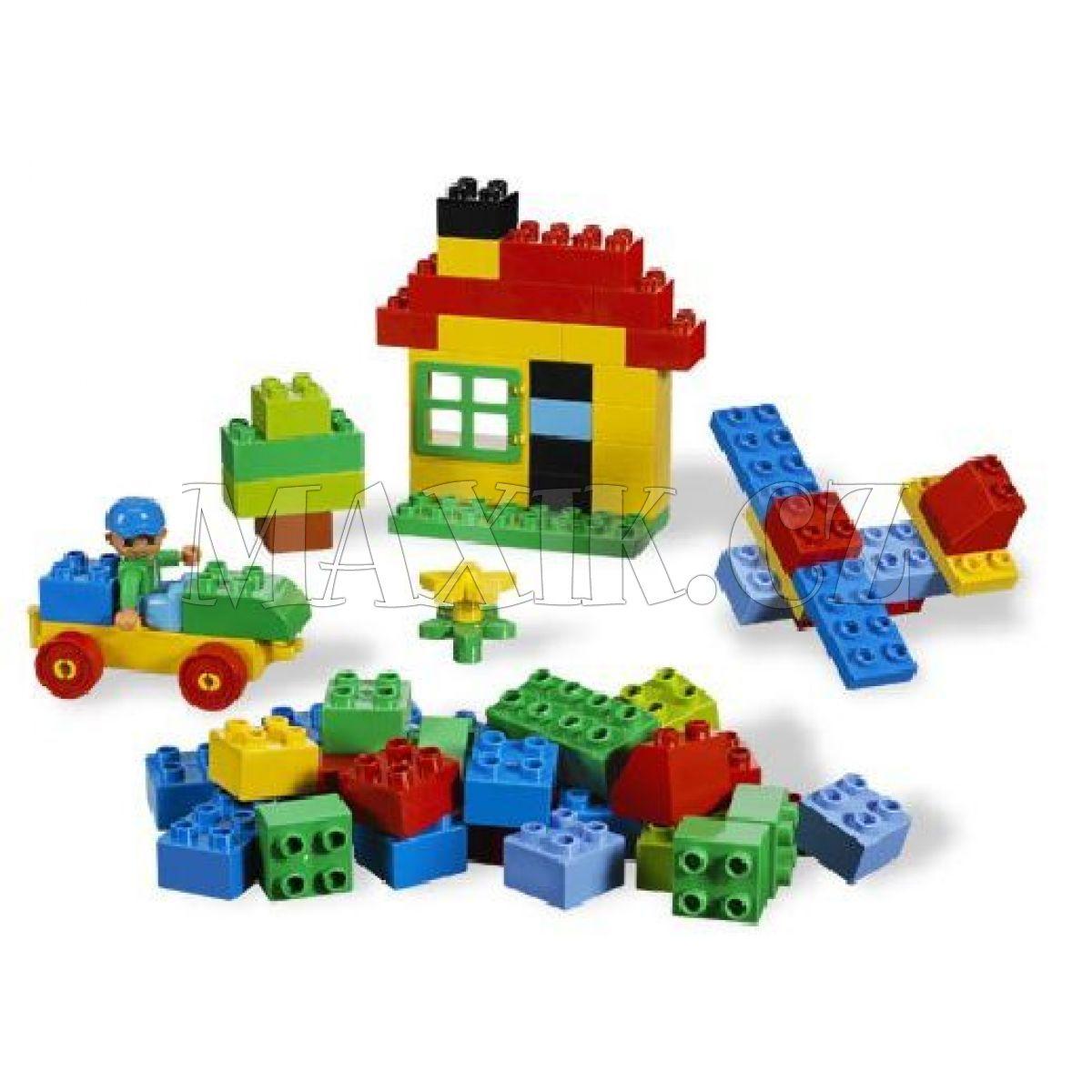 Lego System 5899 Stavební Sada Domy Maxíkovy Hračky