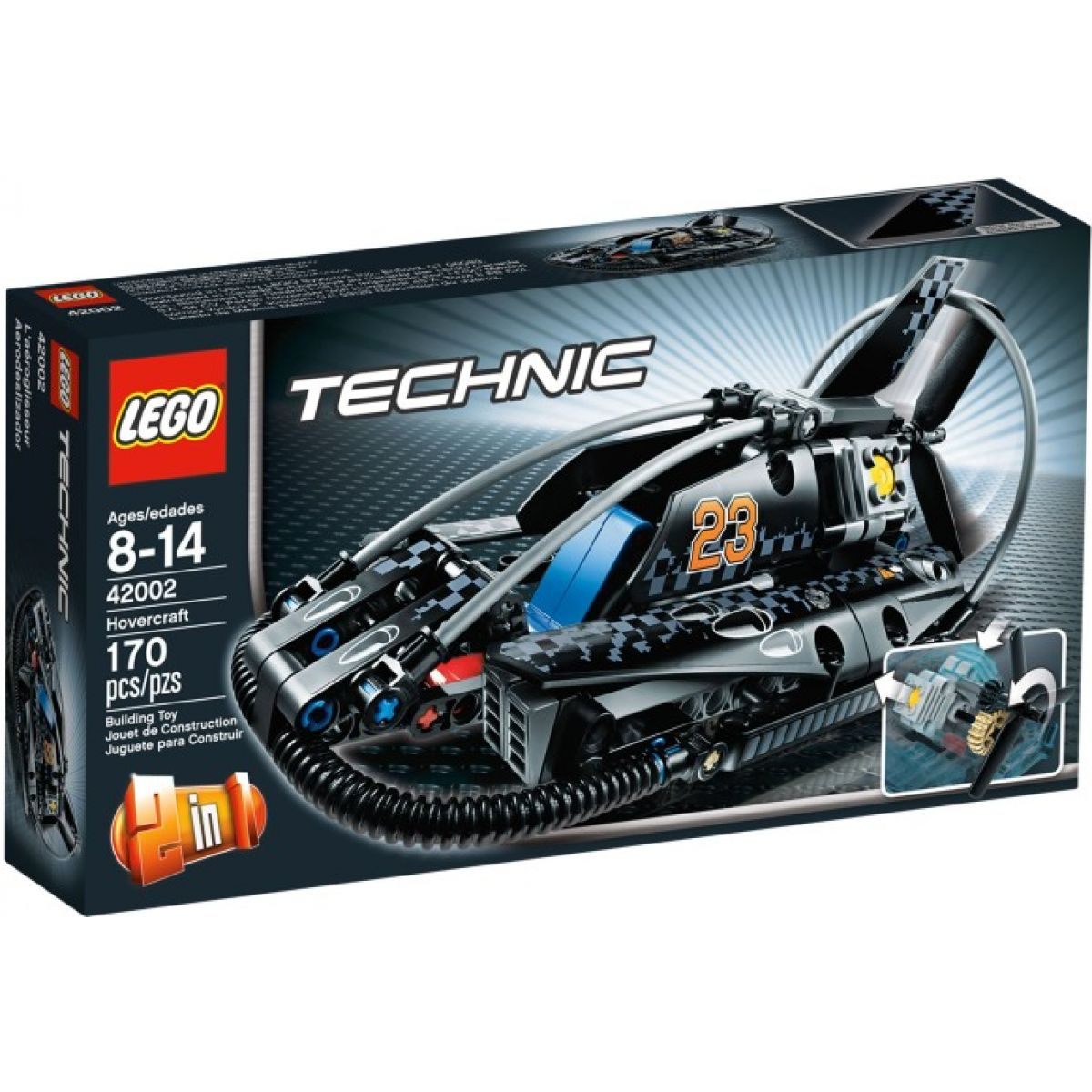 LEGO Technic 42002 Vznášedlo