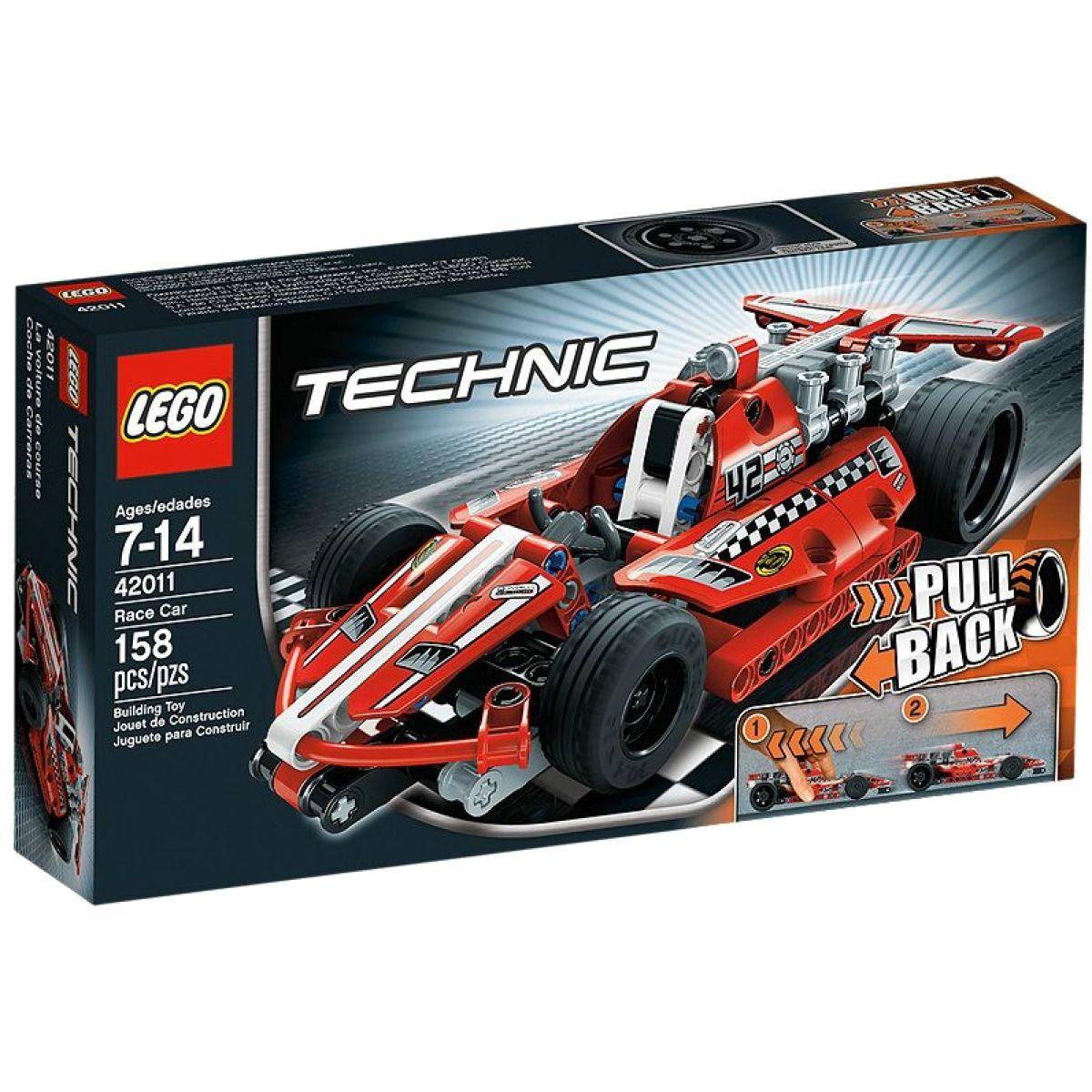LEGO Technic 42011 Formule