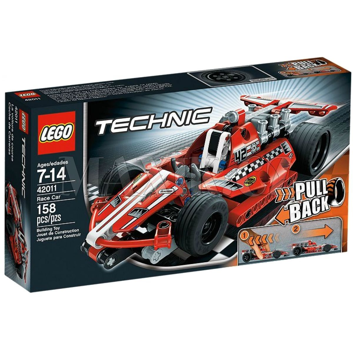lego technic 42011 formule max kovy hra ky. Black Bedroom Furniture Sets. Home Design Ideas