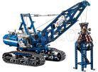 LEGO Technic 42042 Pásový jeřáb 2
