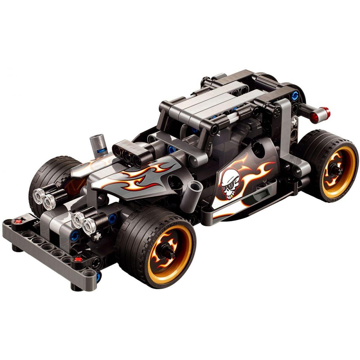 LEGO Technic 42046 Únikové závodní auto #2