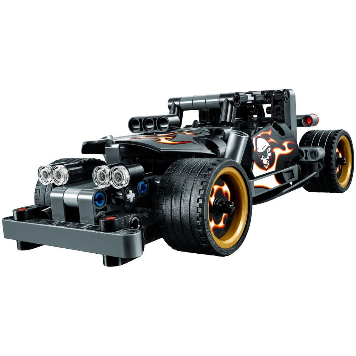 LEGO Technic 42046 Únikové závodní auto #3