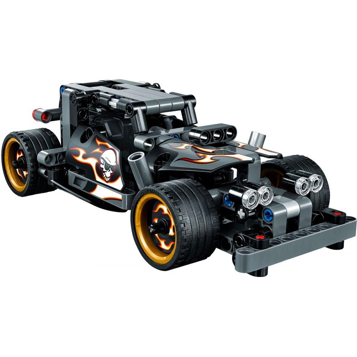 LEGO Technic 42046 Únikové závodní auto #4