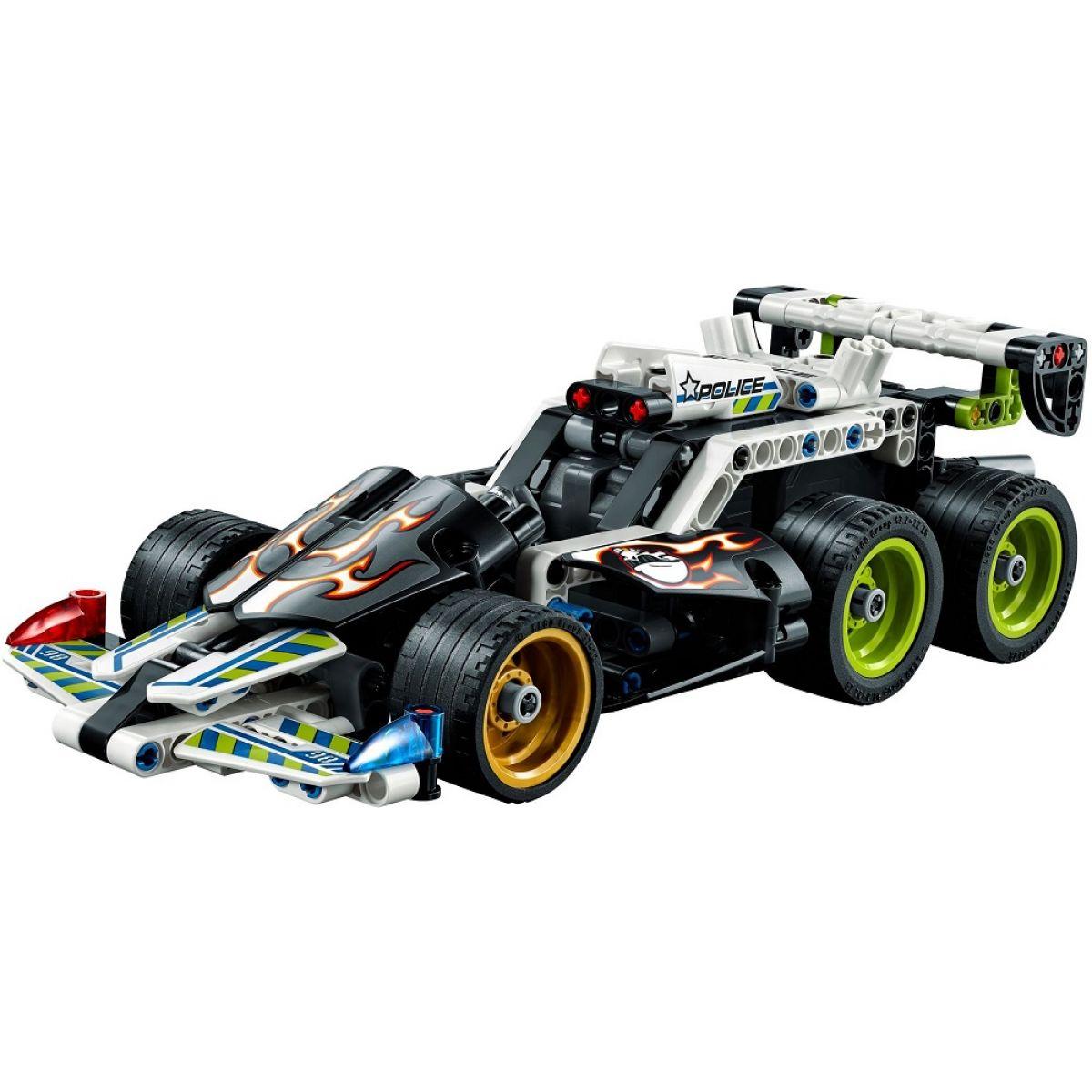 LEGO Technic 42046 Únikové závodní auto #5