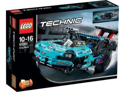 LEGO Technic 42050 Dragster