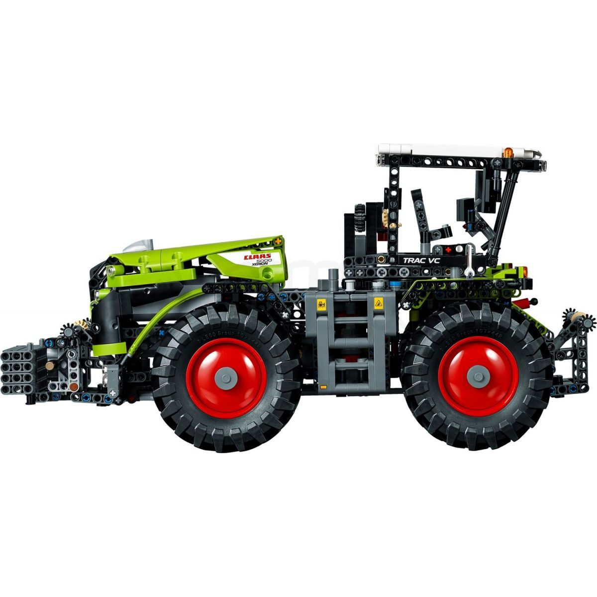 lego technic 42054 claas xerion 5000 trac vc max kovy hra ky. Black Bedroom Furniture Sets. Home Design Ideas