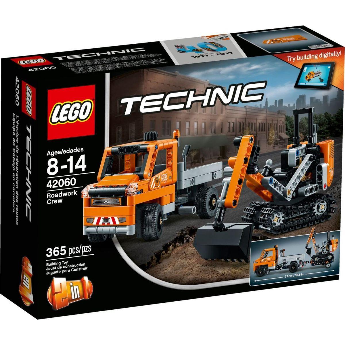 LEGO Technic 42060 Silničáři