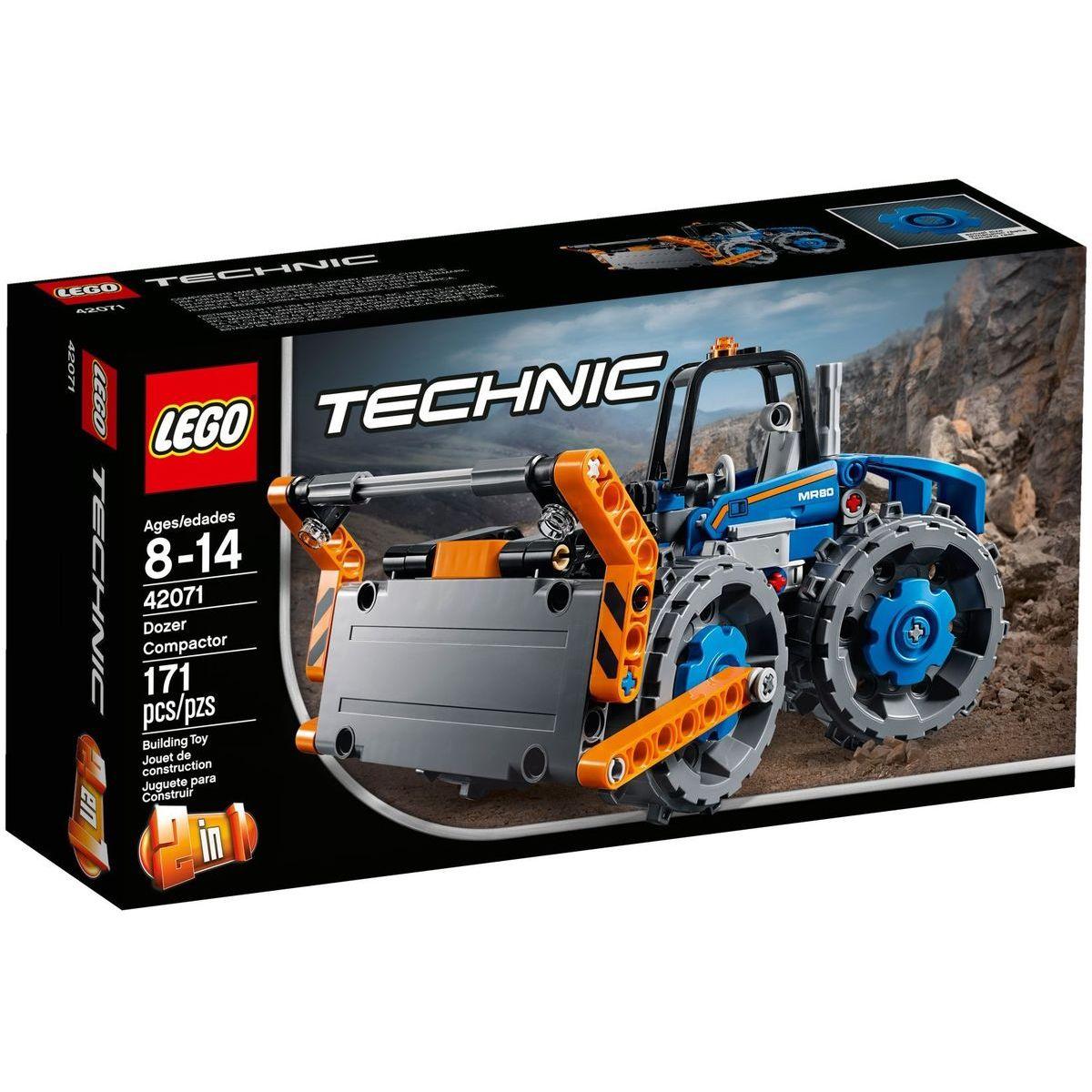 LEGO Technic 42071 Buldozer - Poškozený obal