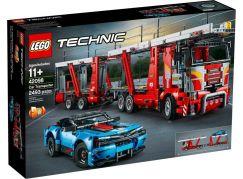 LEGO Technic 42098 Kamion pro přepravu aut - Poškozený obal