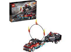LEGO® Technic 42106 Kaskadérská vozidla