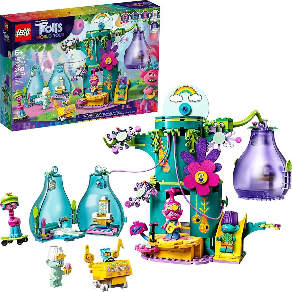 LEGO® Trolls 41255 Párty v Popíkově