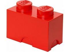 LEGO Úložný box 12,5x25x18cm Červená