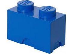 LEGO Úložný box 12,5x25x18cm Modrá